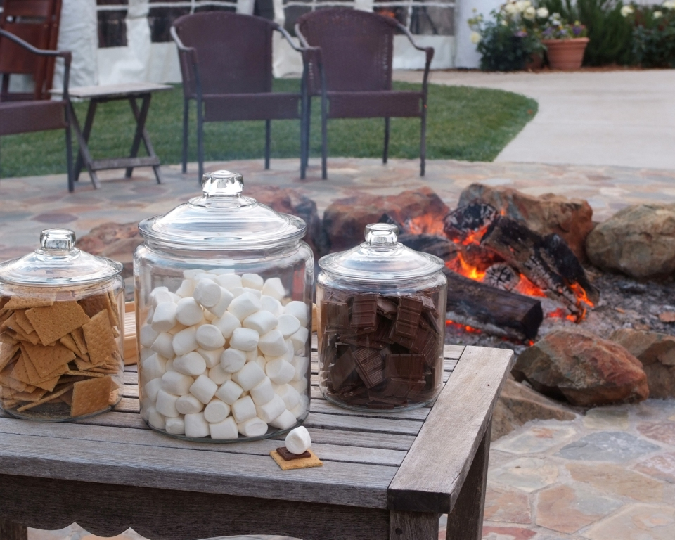 More Smores Pfeiffer Event Planning